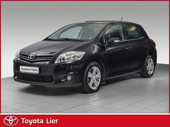 Toyota Auris 1,6 Valvematic Advance  2010, 81530 km, kr 119000,-