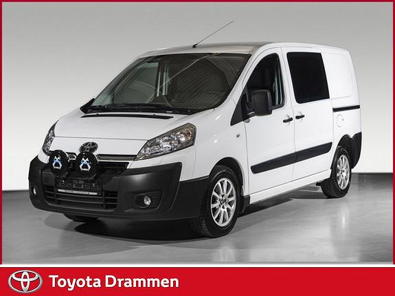 Toyota Proace 2,0 128hk L1H1  2013, 48560 km, kr 149000,-