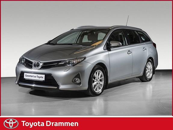 Toyota Auris 1,4 D-4D Active  2013, 54730 km, kr 165000,-