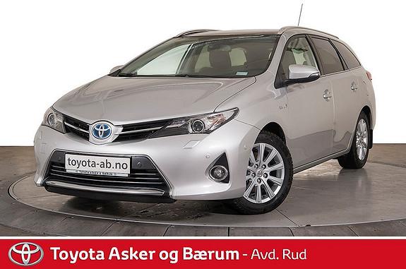 Toyota Auris Touring Sports 1,8 Hybrid Executive  2014, 58100 km, kr 229000,-