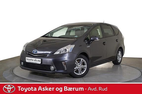 Toyota Prius+ Seven 1,8 VVT-i Hybrid Executive  2014, 40050 km, kr 269000,-