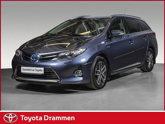 Toyota Auris 1,8 Hybrid E-CVT Active+  2014, 41020 km, kr 209000,-