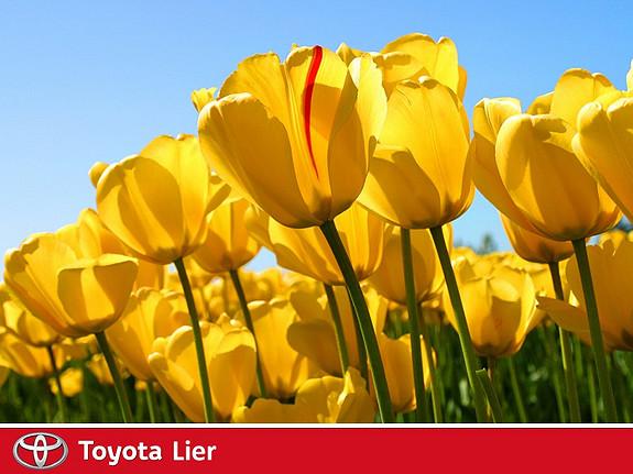 Toyota Yaris 1,33 Active Pen bil med manuell gear.  2012, 74000 km, kr 129000,-