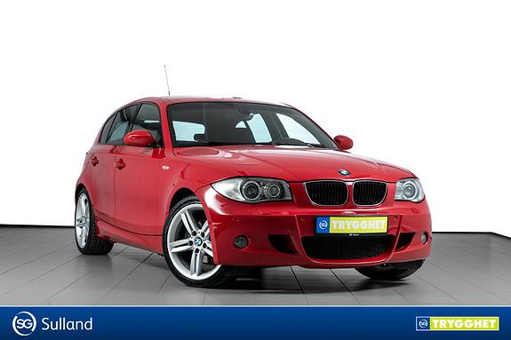 BMW 1-serie 118d (143hk) Automat M-SPORT PAKKE-CRUISE-SPORTSSETER