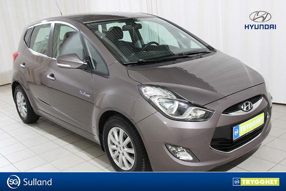 Hyundai ix20 1,4 CRDi 90 hk Blue Drive Comfort 5dørs
