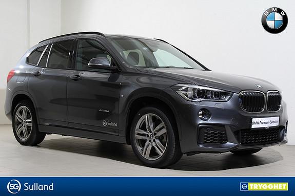 BMW X1 xDrive18d 150hk aut M-EDC-HUD-DAB+-NAVI-ACTIVECRUISE++