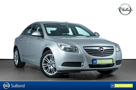 Opel Insignia 2,0 CDTi 110hk Edition EN EIER -KOMPLETT HISTORIKK-KROK