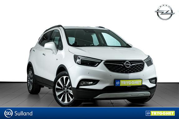 Opel Mokka X 1.4T 152hk 4X4 Premium aut SKINN-NAVI-LED-BOSE-DAB-BT