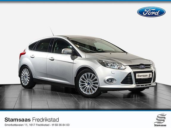 Ford Focus 1,0 EcoBoost 125hk Titanium