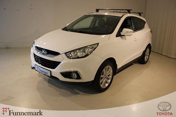 Hyundai ix35 2,0 CRDi Comfort 4WD  2013, 81900 km, kr 199000,-
