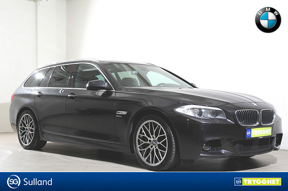 BMW 5-serie 535daT xDrive M.sport-Nav-HUD-Pano-adCruise-softcl-EDC