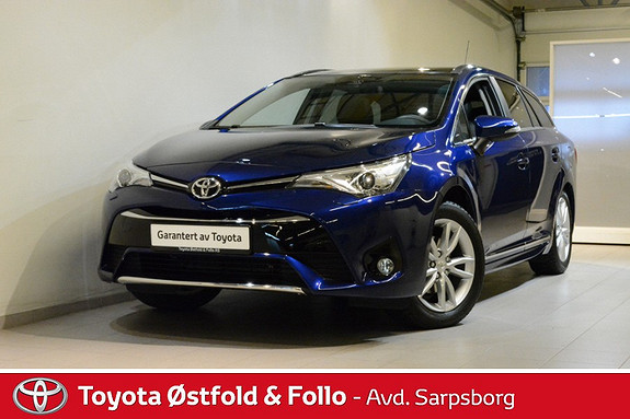 Toyota Avensis Touring Sports 1,8 Active Style M-drive 7S , TILH.FESTE  2016, 14 000 km, kr 328 000,-