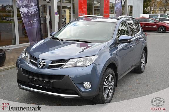 Toyota RAV4 2,0 4WD Multidrive S Active  2013, 71700 km, kr 299000,-