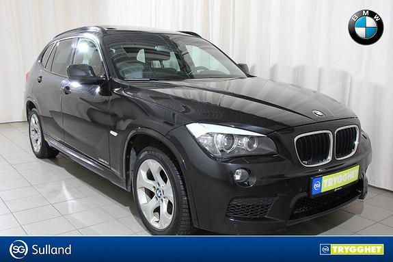BMW X1 xDrive18d (136hk) Automat DAB+ Navi T.Feste M-Sport