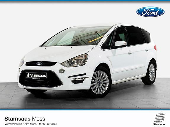 Ford S-MAX 2,0 TDCi 140hk Premium Aut. Navigasjon l Skinn l