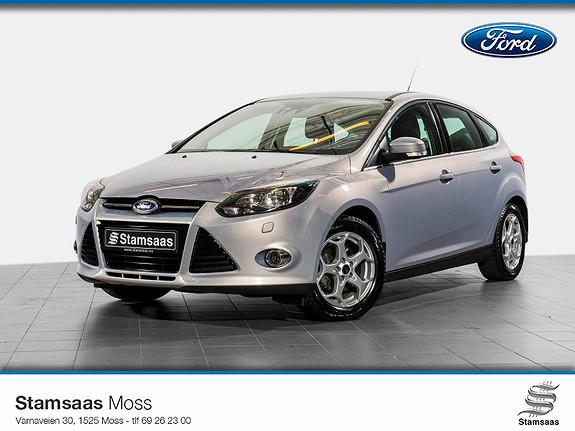 Ford Focus 1,6 125hk Titanium Aut. Hengerfeste l Innbytte l