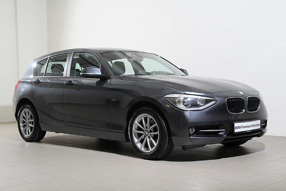 BMW 1-serie 116d EfficientDynamics SportLine/Xenon/PDC/DAB ++