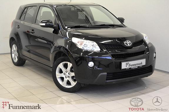 Toyota Urban Cruiser 1,4 D-4D Dynamic AWD 1 eier, kompl service. DAB+ mont!  2012, 106000 km, kr 135000,-