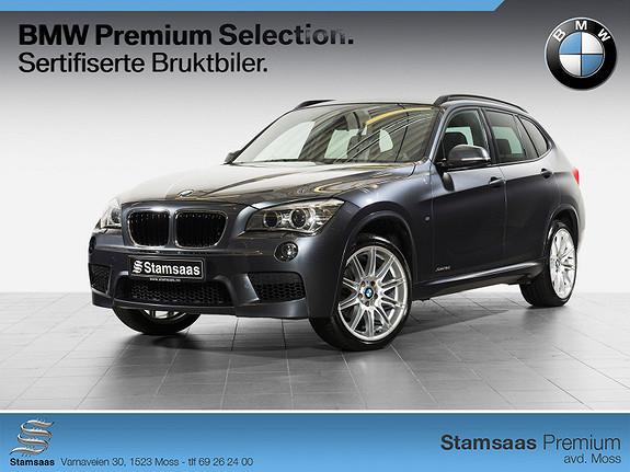 BMW X1 xDrive18d (136hk) aut M-SPORT, NAVI PROFF, KROK, DAB+