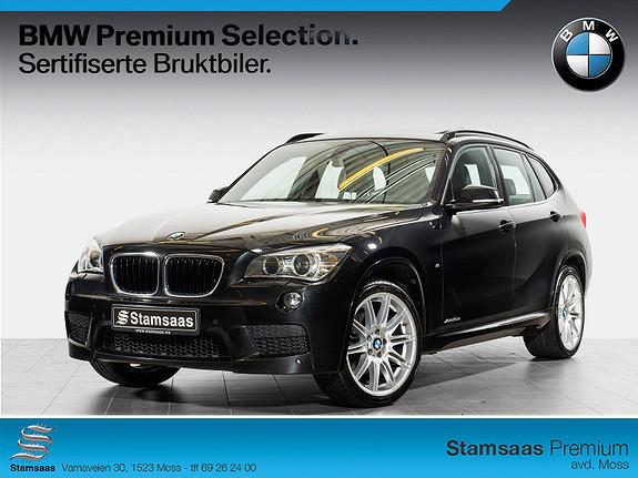 BMW X1 xDrive20d (163hk) aut M SPORT, DAB+, KROK, LUKE, NAVI++