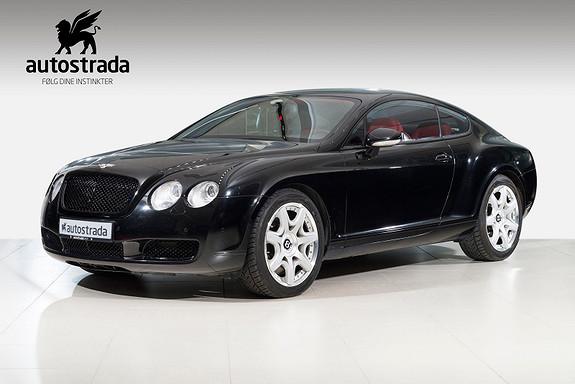 Bentley Continental GT Mulliner V12 560hk Fullutstyrt!