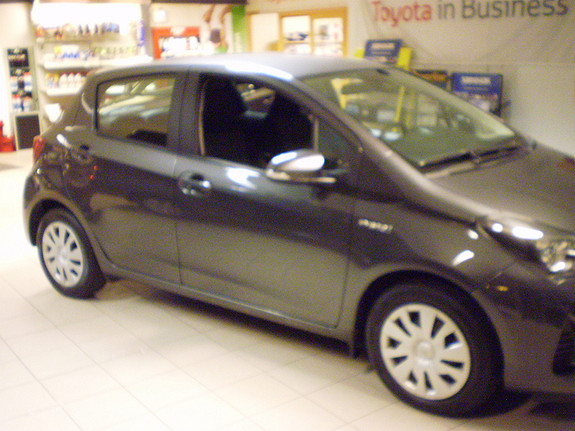 Toyota Yaris Aktiv+ Hybrid  2016, 52000 km, kr 215973,-
