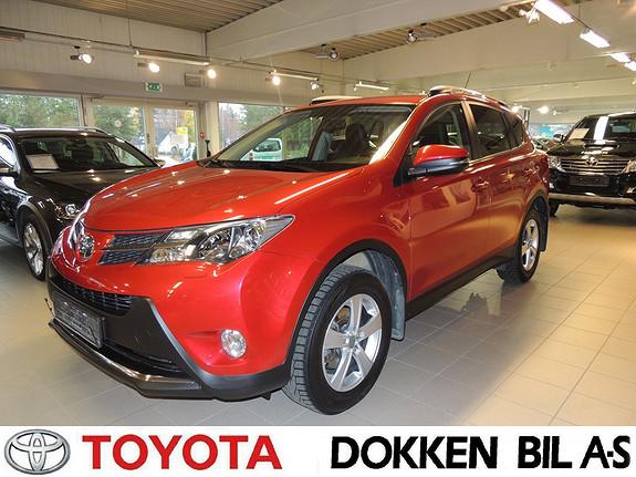Toyota RAV4 2,2 D-4D 4WD Executive  2014, 70589 km, kr 329000,-