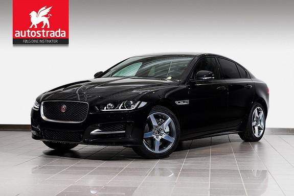 Jaguar XE 20d 180hk AWD R-Sport Fullutstyrt / Som ny!