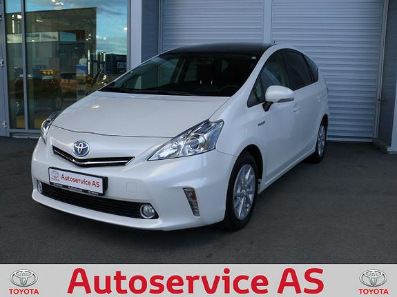 Toyota Prius+ Seven 1,8 VVT-i Hybrid Executive  2012, 54000 km, kr 239000,-