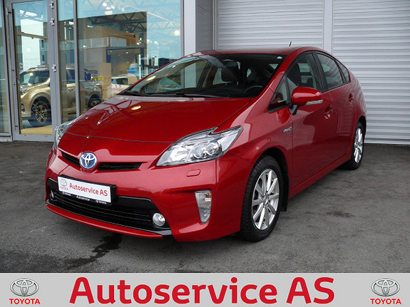 Toyota Prius 1,8 VVT-i Hybrid Executive  2012, 66000 km, kr 179000,-
