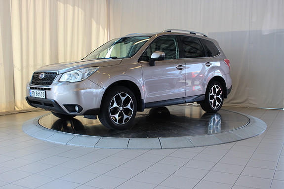 Subaru Forester 2.0 Premium aut.  2013, 65000 km, kr 298000,-