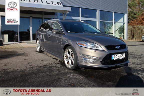 Ford Mondeo 1,6 TDCI 115hk Titanium ECOnetic  2012, 89000 km, kr 173000,-