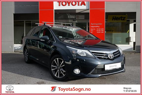 Toyota Avensis 1,8 147hk Advance NaviTech Multidrive S HENGERFESTE  2012, 73106 km, kr 199000,-