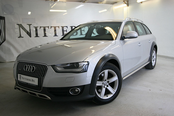 VS Auto - Audi A4 allroad