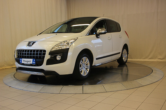 Peugeot 3008 1,6 Allure HDi 112 hk  2012, 76000 km, kr 159000,-