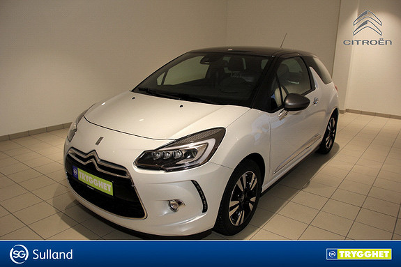 Citroen DS3 HDi 90 DStyle