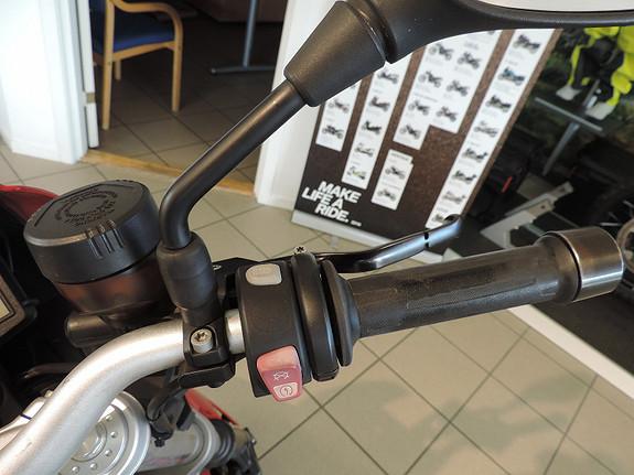 Bilbilde: BMW F800 R