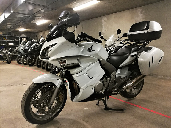 Honda CBF1000 2010, 71063 km, kr 85900,-