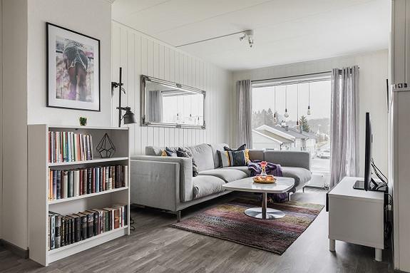 2-roms leilighet - Saupstad - 1 890 000,- Olden & Partners
