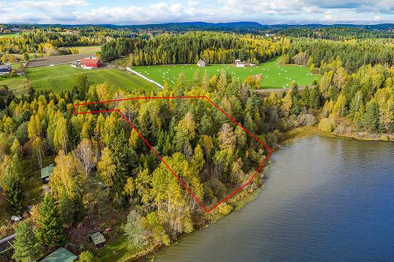 Hyttetomt - Vikersund - 1 990 000,- Nordvik & Partners