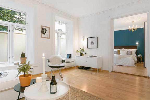 2-roms leilighet - St. Hanshaugen-Ullevål - Oslo - 3 553 000,- Nordvik & Partners