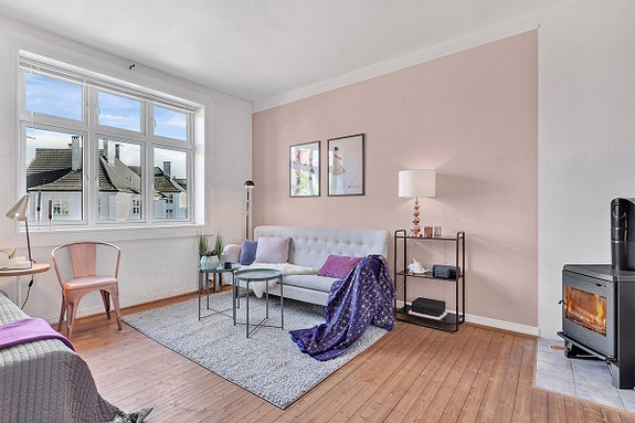 1-roms leilighet - Grünerløkka-Sofienberg - Oslo - 2 650 000,- Nordvik & Partners