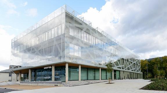 Dobbel fasade gir et energieffektivt bygg