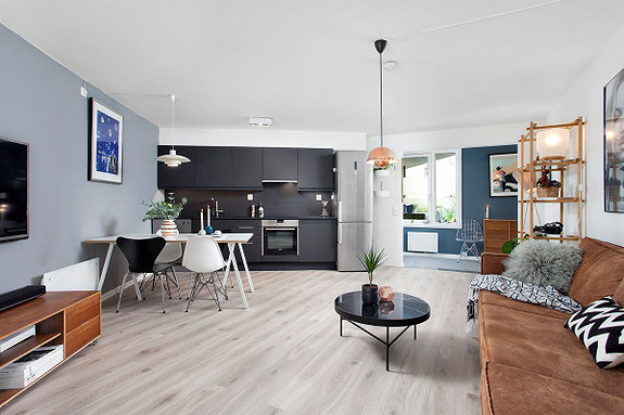 3-roms leilighet - St. Hanshaugen-Ullevål - Oslo - 4 490 000,- Nordvik & Partners
