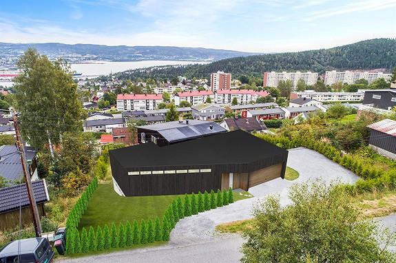 Tomter - Drammen - 1 950 000,- Nordvik & Partners