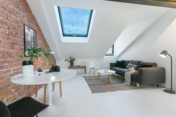 2-roms leilighet - Gamle Oslo - Oslo - 3 950 000,- Nordvik & Partners