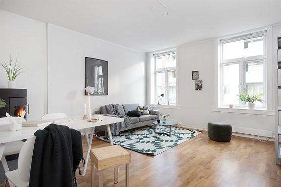 2-roms leilighet - Gamle Oslo - Oslo - 3 000 000,- Schala & Partners