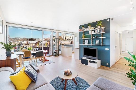 4-roms leilighet - Sagene-Torshov - Oslo - 7 500 000,- Nordvik & Partners