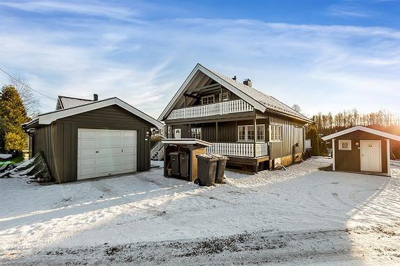 Enebolig - Ski - 4 990 000,- Nordvik & Partners