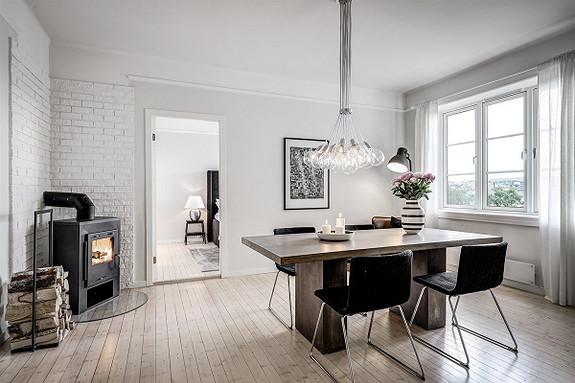 4-roms leilighet - St. Hanshaugen-Ullevål - Oslo - 5 790 000,- Nordvik & Partners